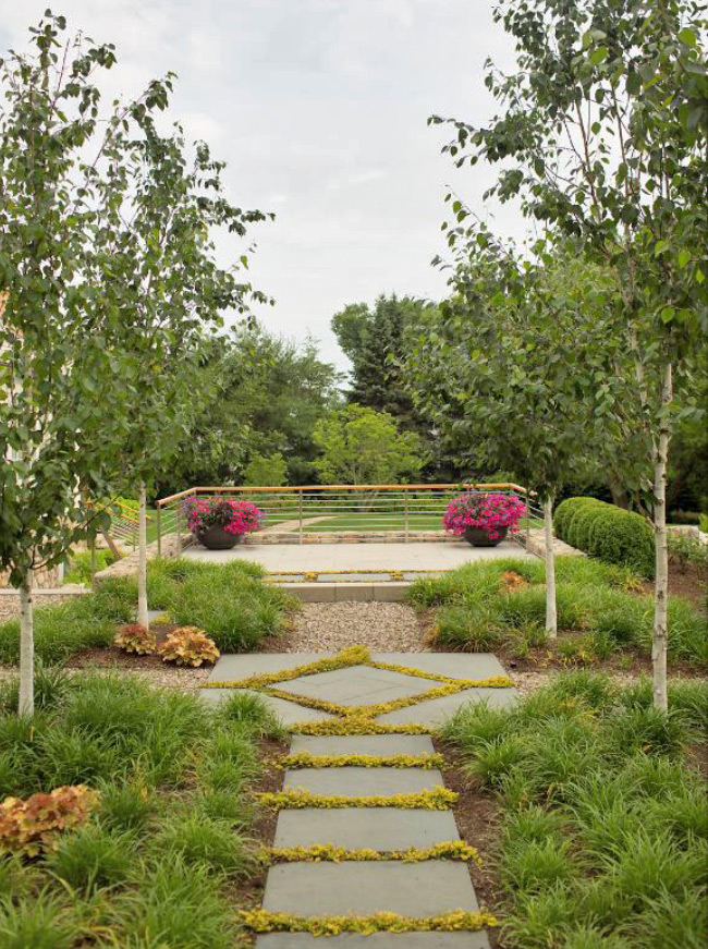 The LaurelRock Company - Residential Landscaping in CT - Green Farms - Garden