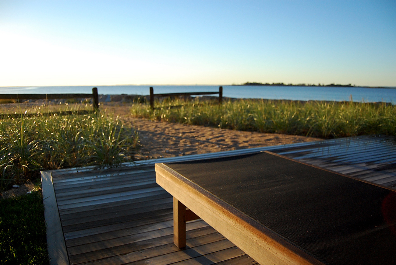 The LaurelRock Company - Residential Landscaping in CT - Bluff Point - Water View